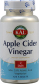Apple Cider Vinegar 120 Tabs, KAL