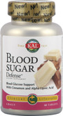 Blood Sugar Defense 60 Tabs, KAL