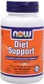 Diet Support 120 Caps, Now Foods, Weight Loss