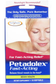 Petadolex Fast-Acting 10 sGels, Enzymatic Therapy