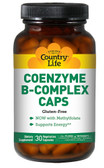Coenzyme B-Complex Caps 30 VCaps, Country Life