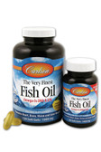 Fish Oil BOGO Lemon 1000 mg 120 sGels, Carlson