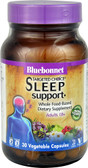 Targeted Choice Sleep Support 30 Vegetable Caps, Bluebonnet Nutrition