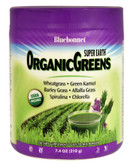 Super Earth OrganicGreens 7.4 oz, Bluebonnet Nutrition