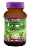 Turmeric Root Extract 60 Vegetable Caps, Bluebonnet Nutrition