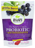 The Natural Choice Probiotic & Antioxidants Mixed Berry 30 Soft Chews, BioVi