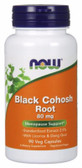Black Cohosh 80 mg  90 Caps Now Foods
