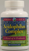 Probiotic Complex 60 Vegetable Caps, Aerobic Life