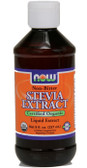 Now Foods Organic Liquid Stevia  8 oz, Sweetener