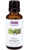 Camphor Oil 1 oz Now Foods, Cleanse & Purify