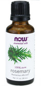 Rosemary Oil 1 oz, Now Foods Oils