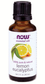 Lemon Eucalyptus Oil 1 oz, Now Foods