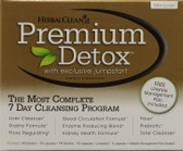 Premium Detox 7 Day Kit 3 PC Herbal Clean Detox, Gastro, Blood, Kidney Detox
