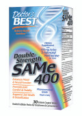 SAM-e 400 Double-Strength 30 Tabs Doctor's Best, Mood