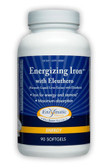 Energizing Iron w/Eleuthero 90 Softgels Enzymatic Therapy