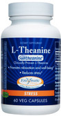 L-Theanine 60 UltraCaps Enzymatic Therapy, Stress