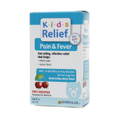 Pain & Fever Relief Kids 25 ml Homeolab