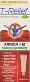 T-Relief Ointment 50g Medinatura Arnica, Joint, Back, Muscular Pain