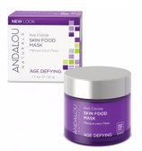 Avo Cocoa Skin Food Mask 1.7 oz Andalou, Renew Skin