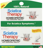 Sciatica Therapy 70 ct TRP, Homeopathic Remedy for Back Pain, Legs, Stiffness