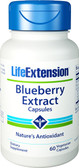 Life Extension, Blueberry Extract 60 Caps