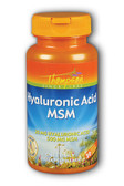 Hyaluronic Acid + MSM 30 Caps, Thompson, Joints, Cartilage