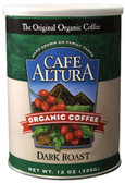 Dark Roast Ground Coffee 12 oz Cafe Altura