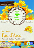 Pau D'Arco Tea 16 Bags, Traditional Medicinals, Antiviral, Anti-fungal