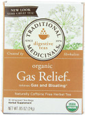 Gas Relief Tea 16 Bags Traditional Medicinals Teas, Bloating