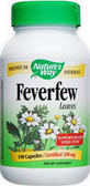 Feverfew 180 Caps Nature's Way, Migraines