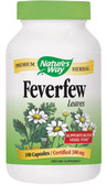 Nature's Way Feverfew 100 Caps, Migraines
