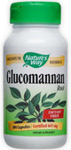 Glucomannan, 100 Caps, Nature's Way