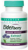 Elderberry Extract 60 Caps Quantum