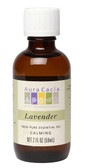 Aura Cacia Lavender 100% Pure Essential Oil 2 oz bottle