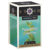 Peppermint Tea CF 20 Bags Stash Tea, Digestion