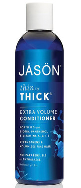Thin to Thick Hair Conditioner 8 oz Jason, Weak Hair