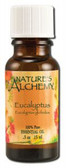 Essential Oil Eucalyptus .5 oz Nature's Alchemy