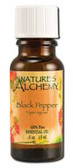 Essential Oil Black Pepper .5 oz Nature's Alchemy