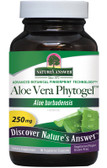 Aloe Vera Phytogel 90 Caps Nature's Answer, Digestive Health
