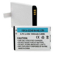 Casio GZONE RAVINE 2 Cellular Battery