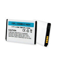 Lg A340 Cellular Battery