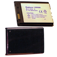 LG CHOCOLATE Battery