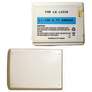LG FUSIC Battery