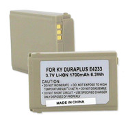 Novatel 4620 Cellular Battery