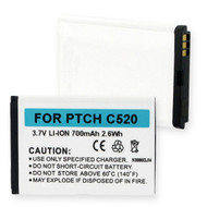 PANTECH BREEZE C520 Cellular Battery