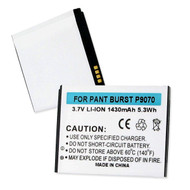 PANTECH BURST Cellular Battery