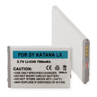 Sanyo Katana Eclipse Cellular Battery