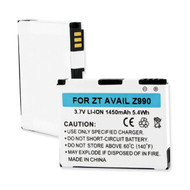ZTE AVAIL Cellular Battery