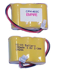 CASIO/ PHONEMATE PMG3345 Battery