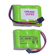 CASIO/PHONEMATE CP725 Battery